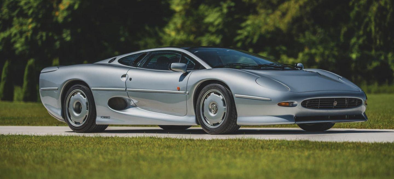 1993 Jaguar Xj220 0
