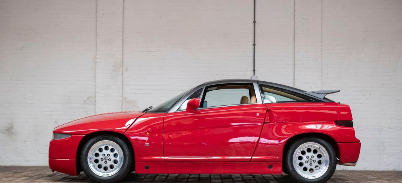 1994 Alfa Romeo Sz 4