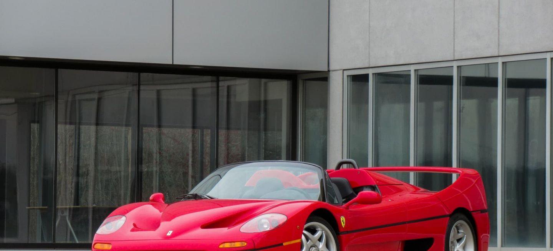 1995 Ferrari F50 0