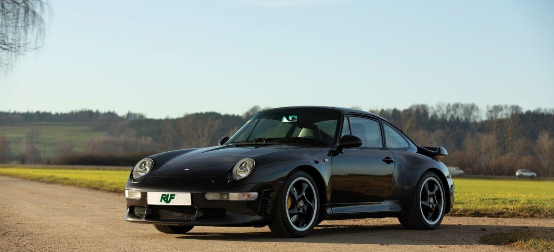 1998 Porsche Ruf Turbo R 0