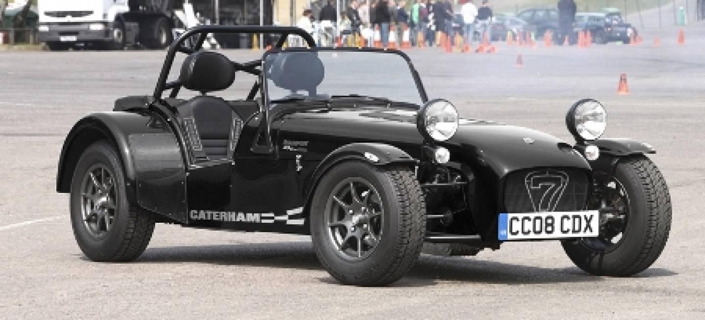 Track Para Cdx Limited Ideal Caterham Day EditionEl Un Coche ZOPukiX