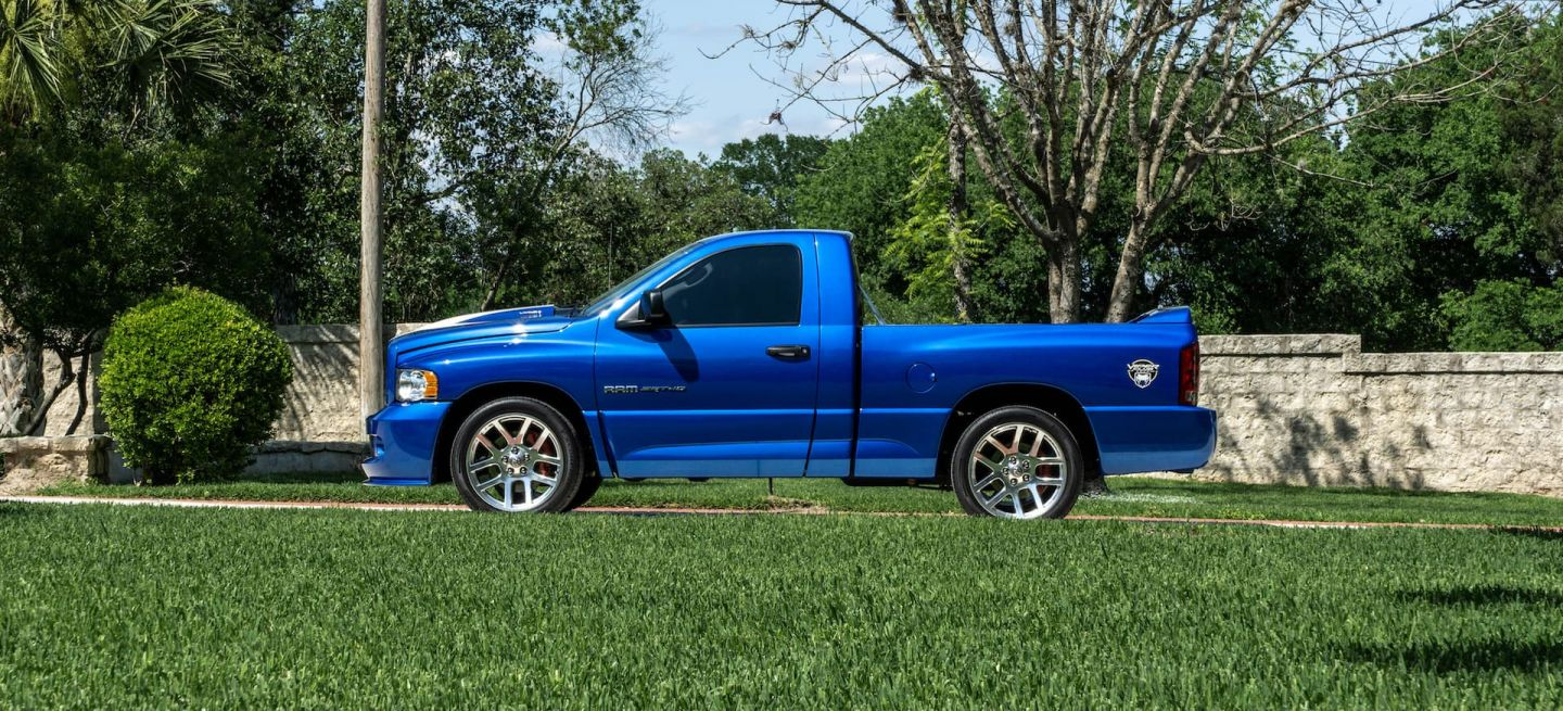 2004 Dodge Ram Srt 10 Vca Edition 4