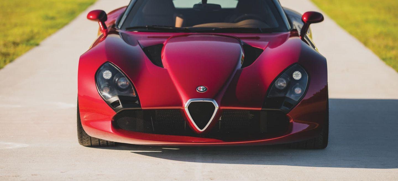 2010 Alfa Romeo Tz3 Stradale Zagato 5