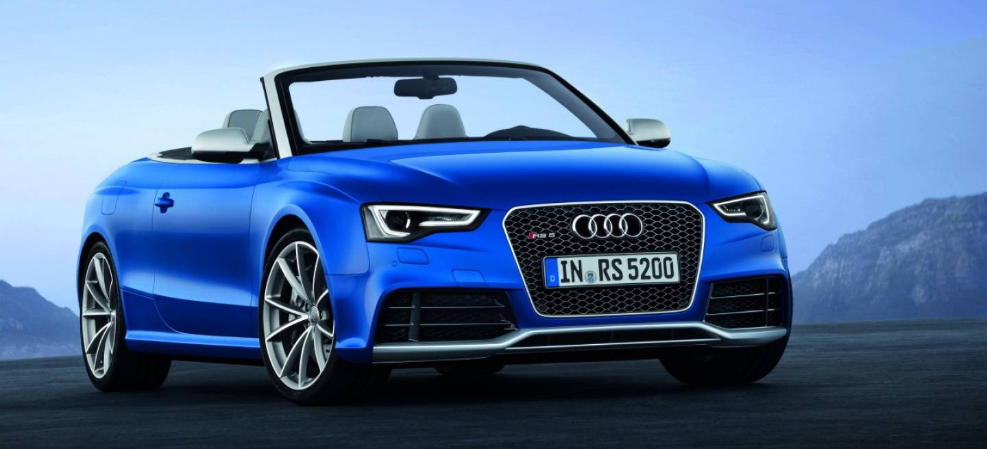 2021 Audi Rs5 Cabriolet Price, Design and Review