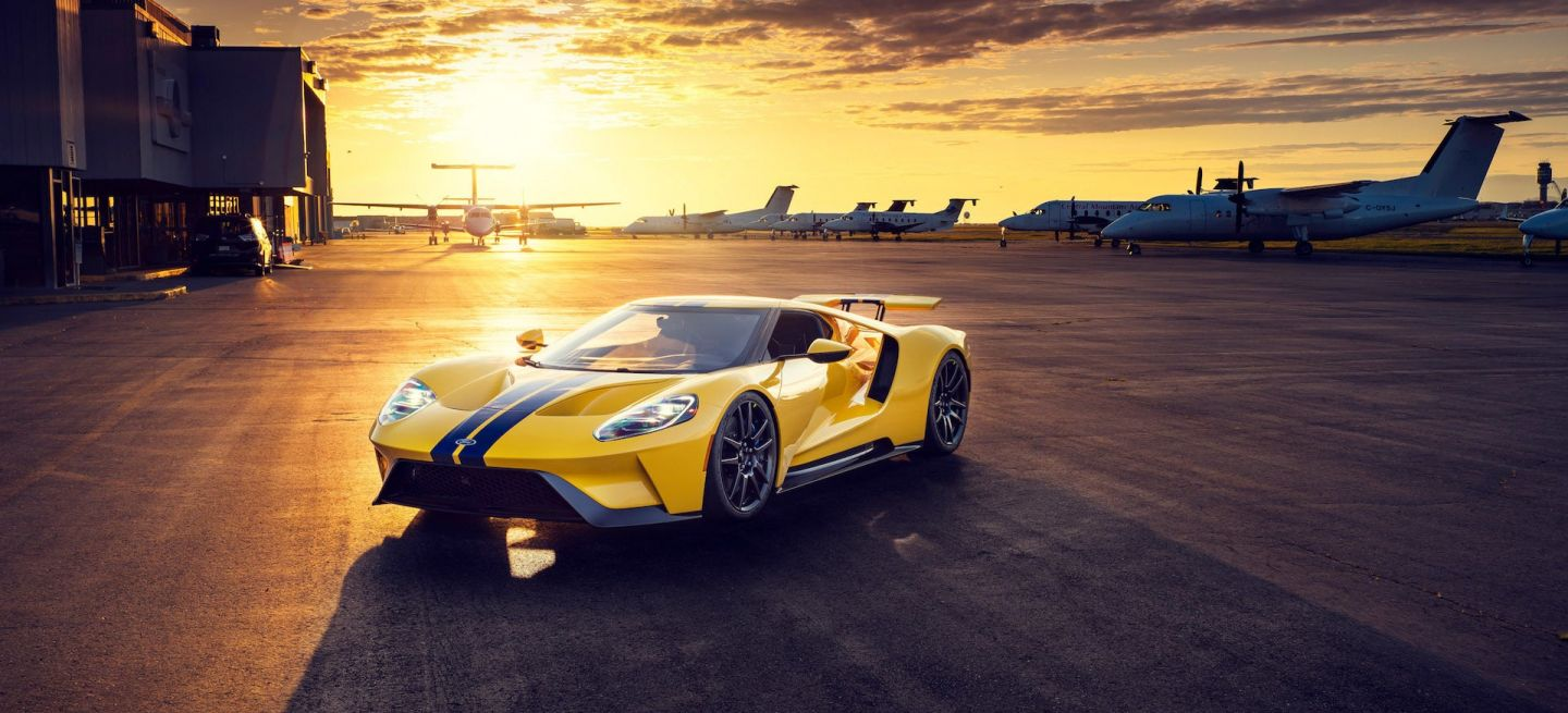 2017 Ford Gt 0