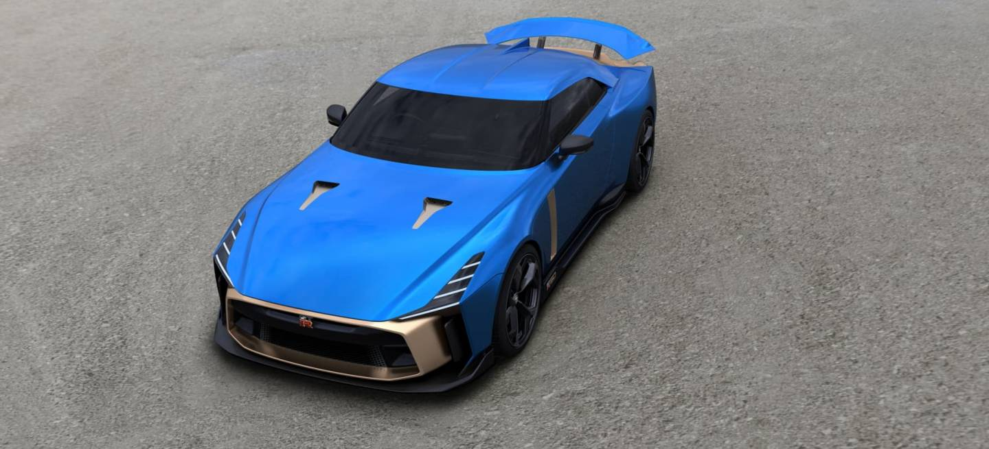 2018 12 06 Nissan Gt R50 Production Version Exterior Image 3