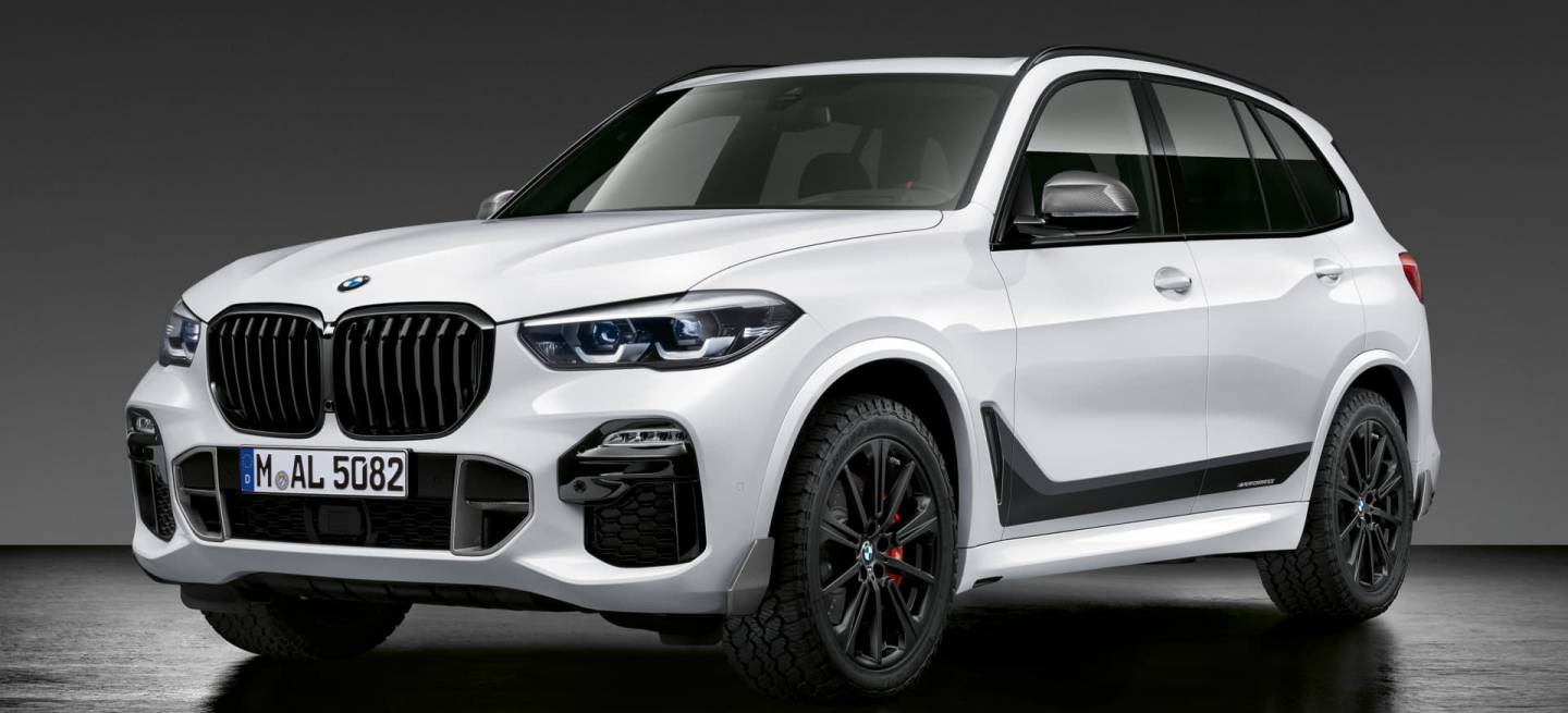 2019 Bmw X5 M Performance Parts 10