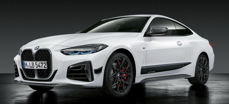 2021 Bmw 4 Series M Performance Parts 1