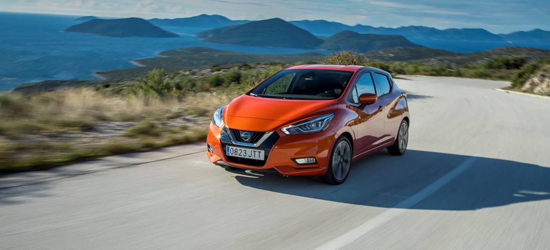 All New Nissan Micra Energy Orange