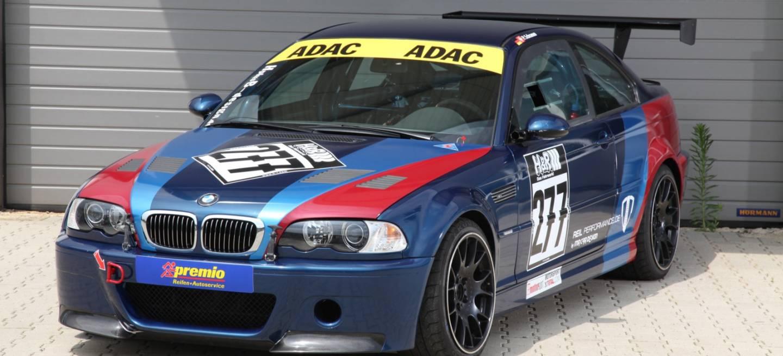 Bmw M3 E46 Csl Por Mr Car Design Y Reil Perfomance El Circuito Es Su Habitat Natural Diariomotor