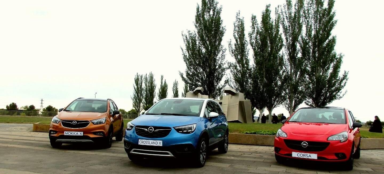 Comienza la producción del Opel Crossland X con anuncio: el Corsa se ...