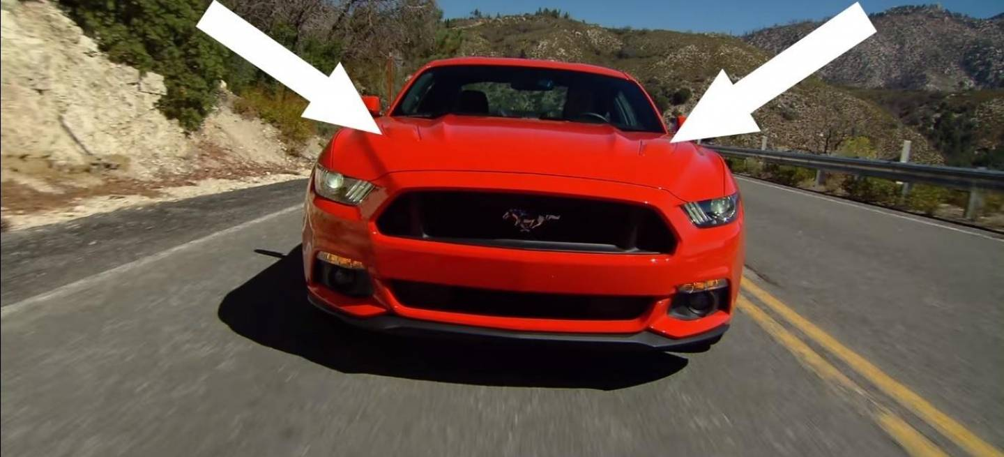 Ford Mustang Y Similares