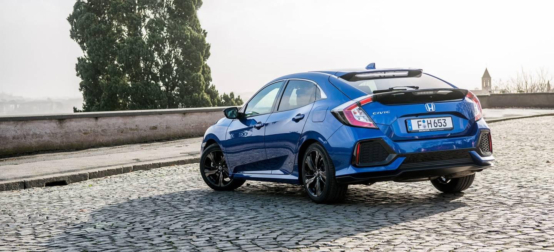 Tienes un honda civic por menos de 400 euros al mes con el mantenimiento y el seguro incluido - Seguros de coche por meses ...