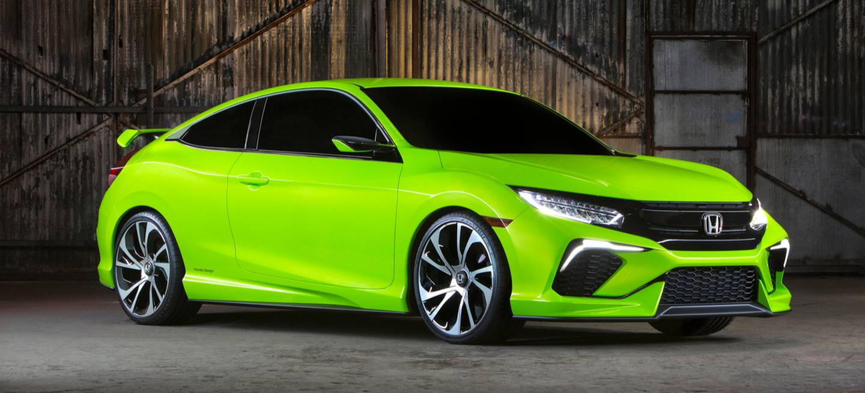 US Honda Civic Concept 2015 - Diariomotor