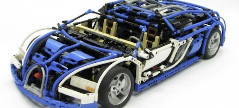 bugatti veyron de lego con motor y transmisi n secuencial incluidos diariomotor. Black Bedroom Furniture Sets. Home Design Ideas