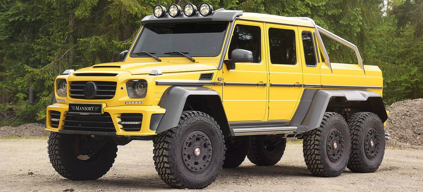 mercedes g63 amg 6 6 mansory lo lleva hasta los 840 caballos diariomotor. Black Bedroom Furniture Sets. Home Design Ideas