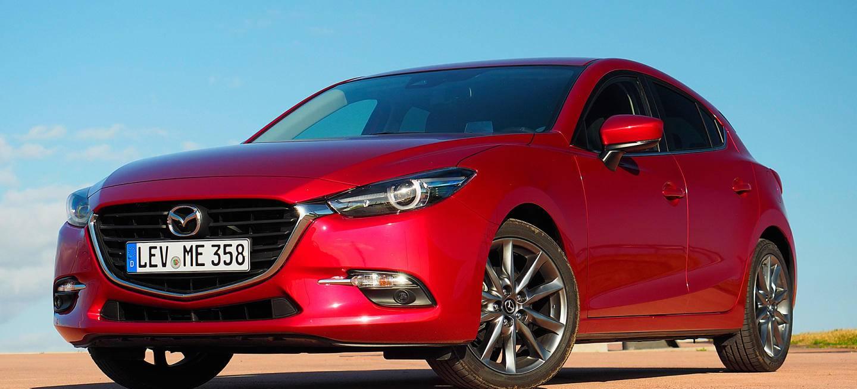 Prueba Del Mazda 3 2017 Sobresaliente En Ingenier 237 A