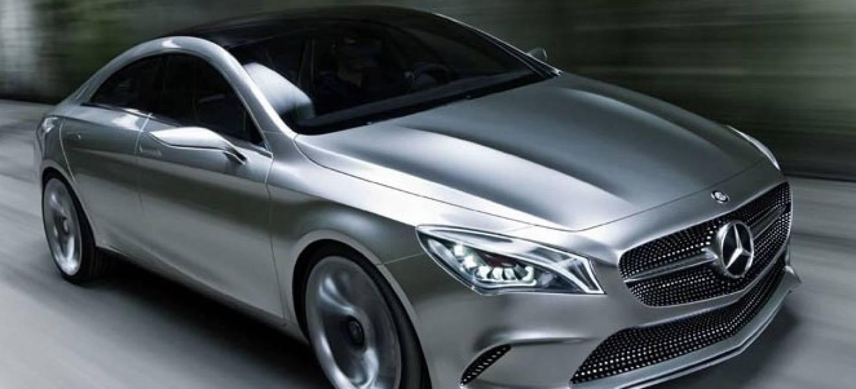 Mercedes benz concept style coupe nuevo prototipo de for Mercedes benz modelos