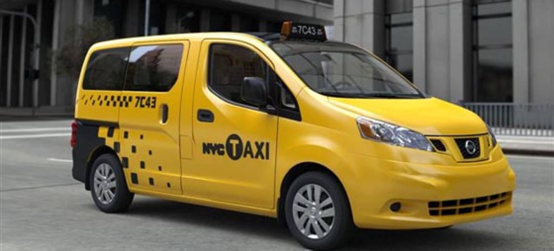 Nissan NV200 Taxi Nueva York