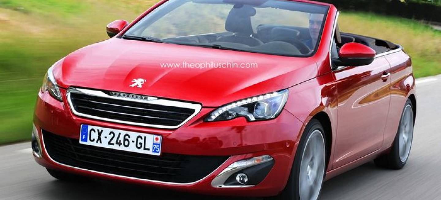 peugeot 308 cc recreando una nueva generaci n del descapotable de peugeot diariomotor. Black Bedroom Furniture Sets. Home Design Ideas