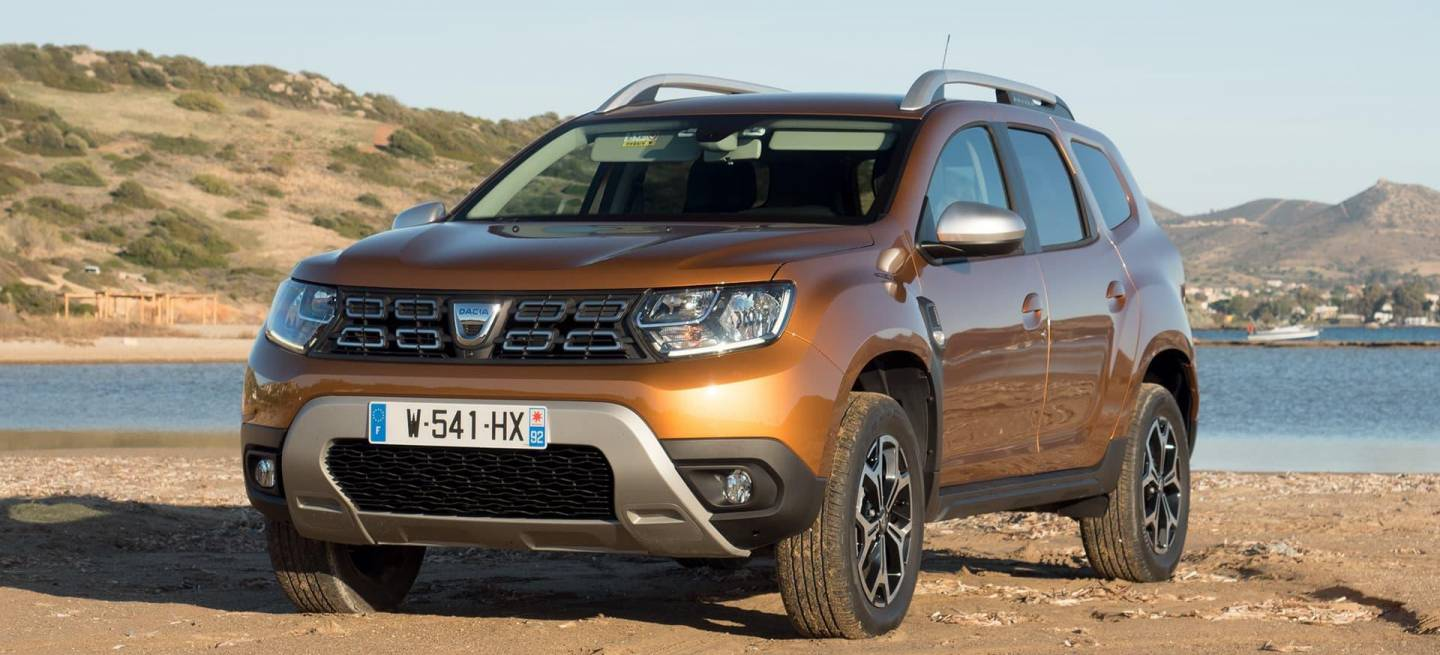 el dacia duster 2018 anuncia sus precios para espa a. Black Bedroom Furniture Sets. Home Design Ideas