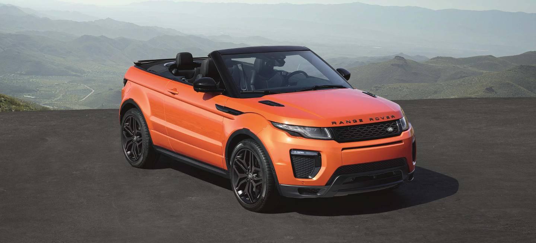 Range Rover Evoque Convertible: 6 claves para conocer en ...