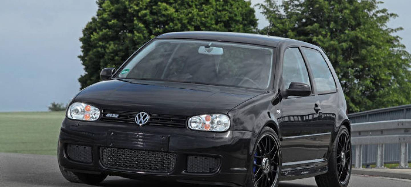 volkswagen golf iv r32 con 650 cv preparado por hperformance diariomotor. Black Bedroom Furniture Sets. Home Design Ideas