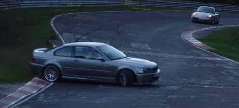 Accidente De Un Bmw M3 Csl En Nurburgring Diariomotor