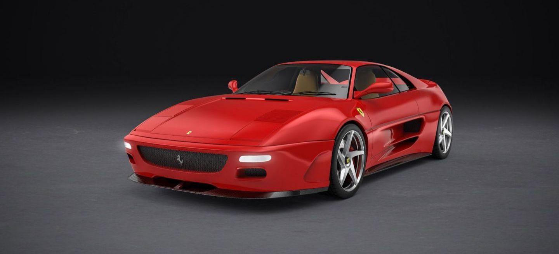 Adelanto Ferrari 348 Evoluto P
