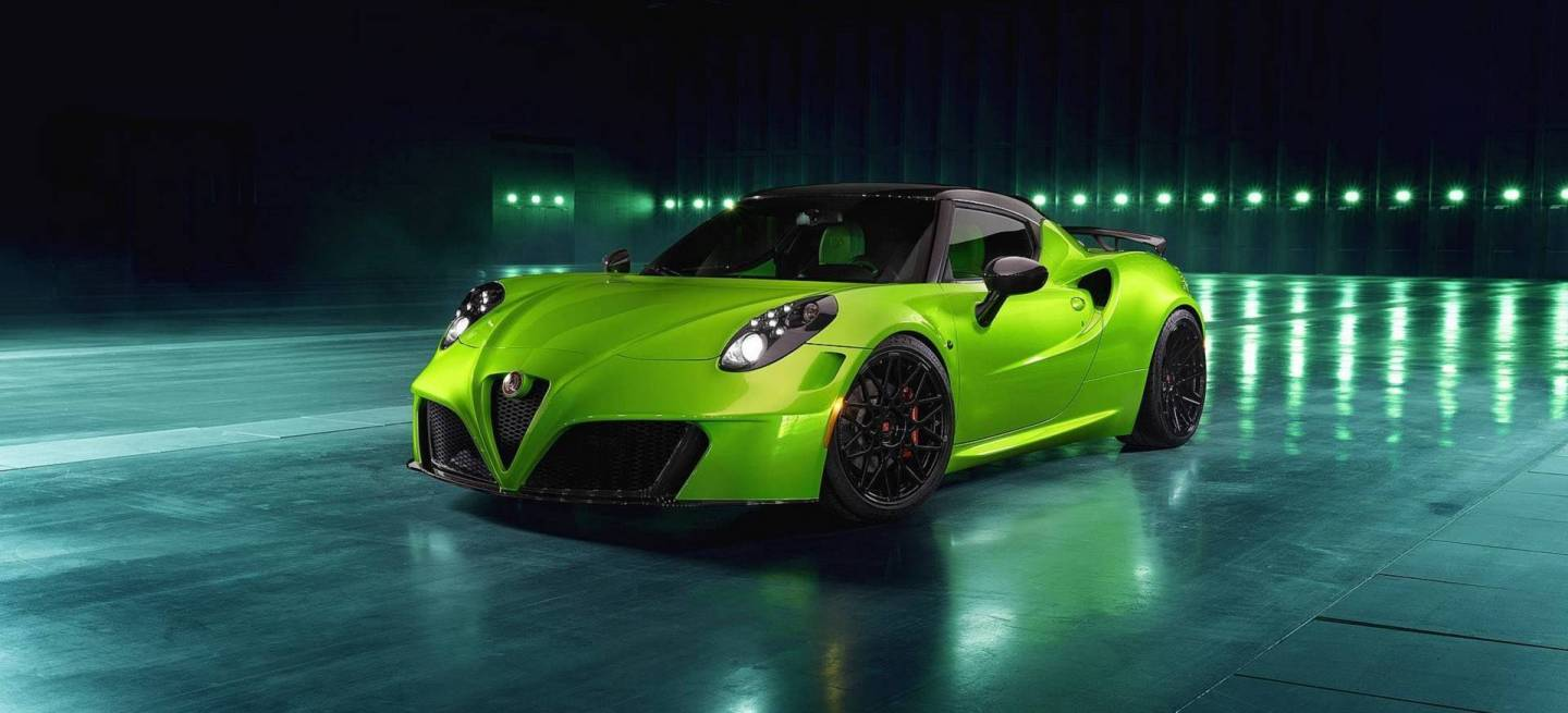 Alfa Romeo 4c By Pogea Racing2