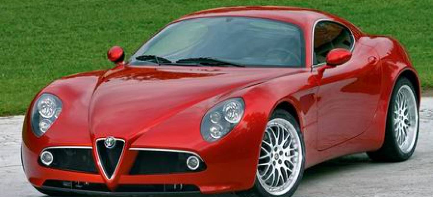 alfa romeo 8c competizione diariomotor. Black Bedroom Furniture Sets. Home Design Ideas
