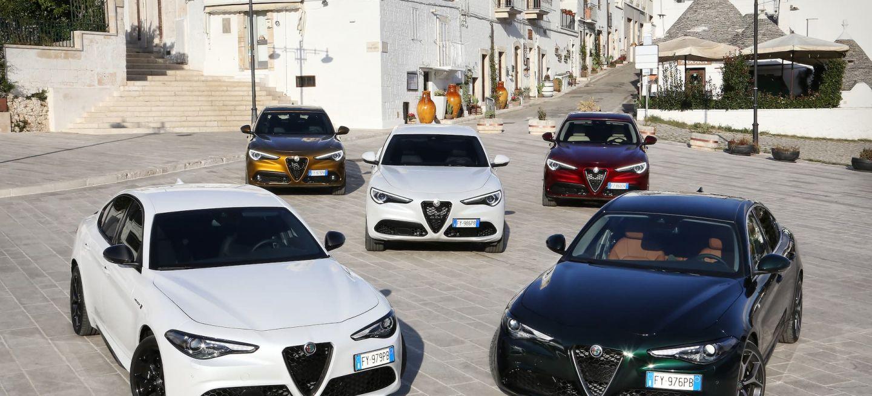 Alfa Romeo Giulia 202048