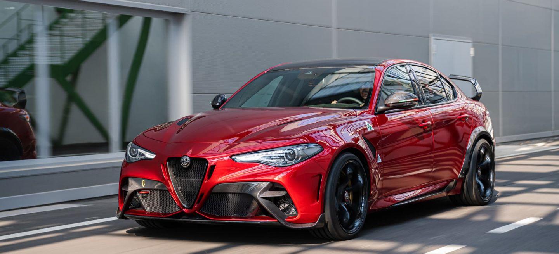 Alfa Romeo Giulia Gta 2020 Dm Hp