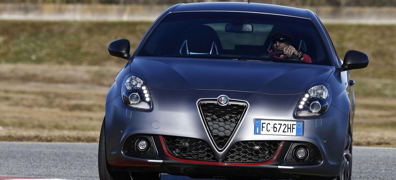 2020 Alfa Romeo Giulietta Wallpaper