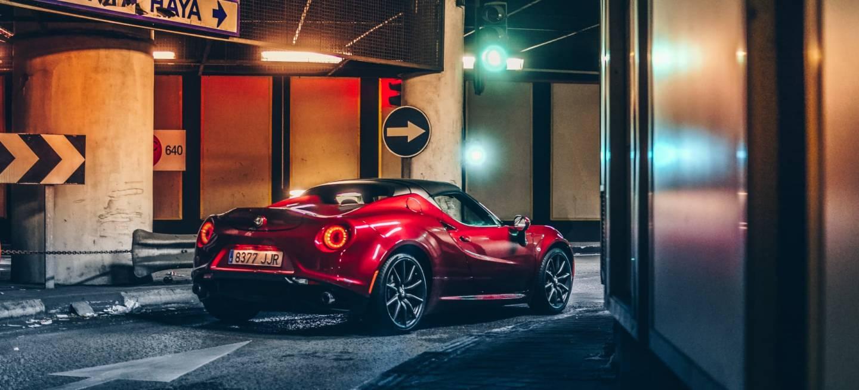 Alfa Romeo Reeditada Madrid Peq