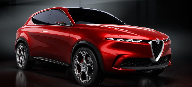 Alfa Romeo Tonale Concept 6
