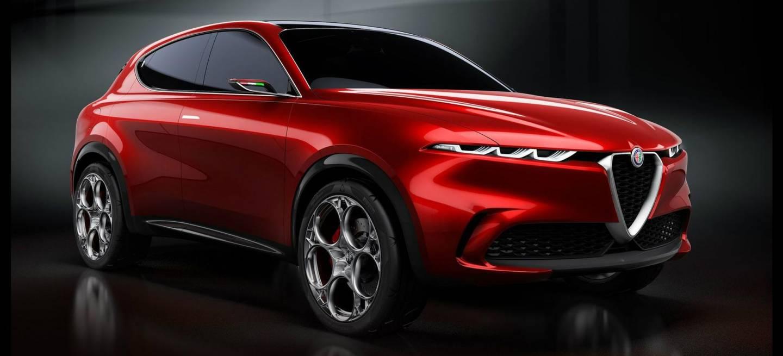 Alfa Romeo Tonale Concept P