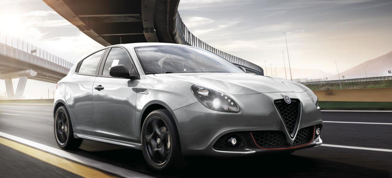 Alfa Romeo Giulietta Sport My 19