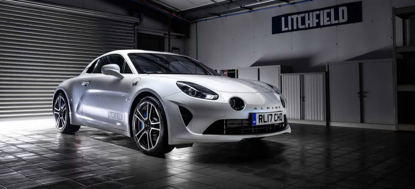 Alpine A110 Tuning Dm 1