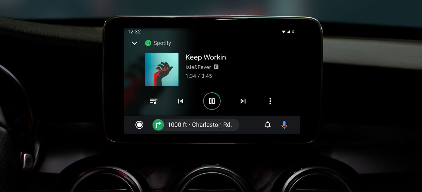 Android Auto 2019 02