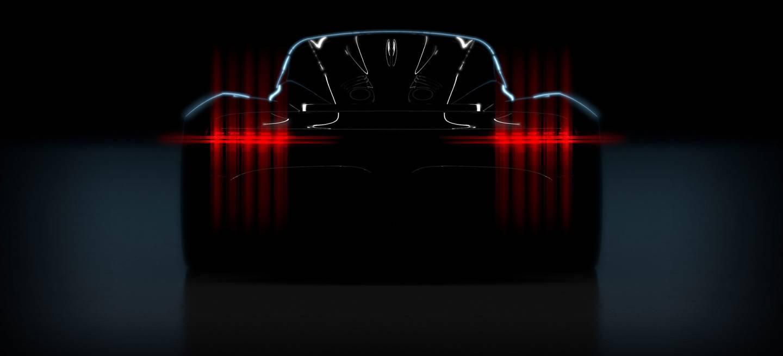 Aston Martin Adelanto Coche Hibrido