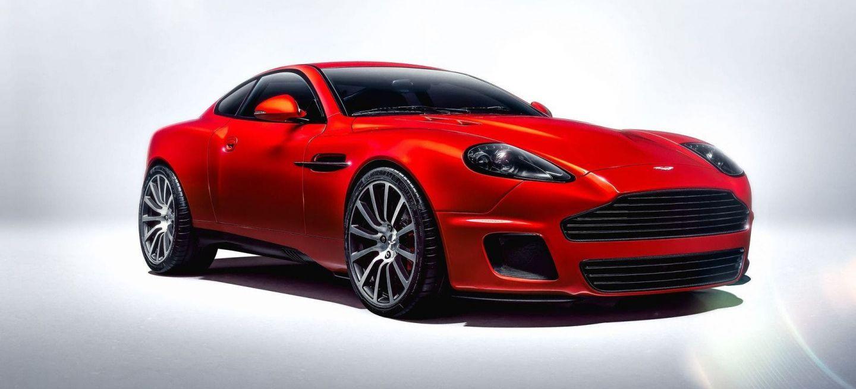 Aston Martin Callum Vanquish P