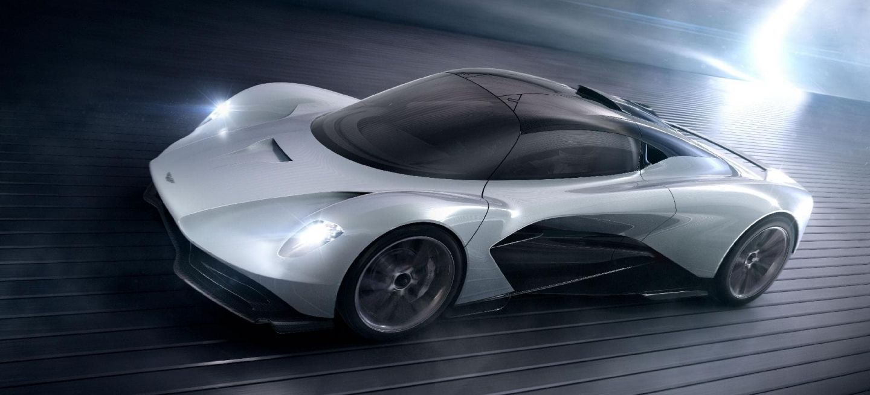 Aston Martin Coche Deportivo Hibrido Am Rb 003 06