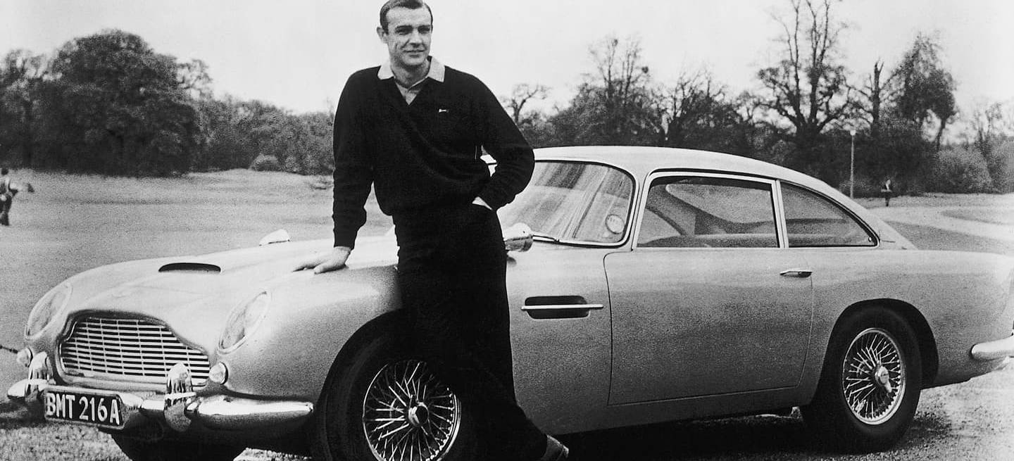 Aston Martin Db5 Continuation James Bond 0818 001
