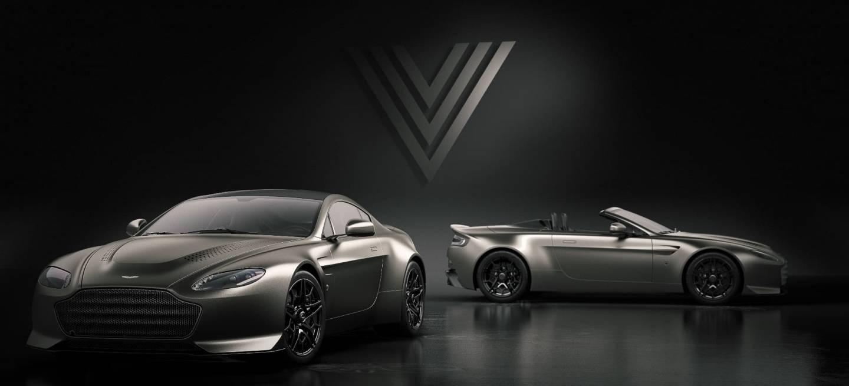 Aston Martin V12 Vantage V600 1