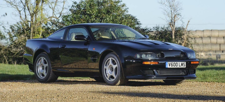 Aston Martin V600 Le Mans P