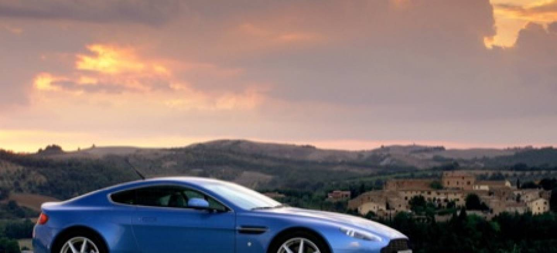 Aston Martin V8 Vantage 2009 Diariomotor