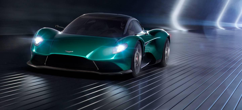 Aston Martin Vanquish Vision 2019 Concept 11