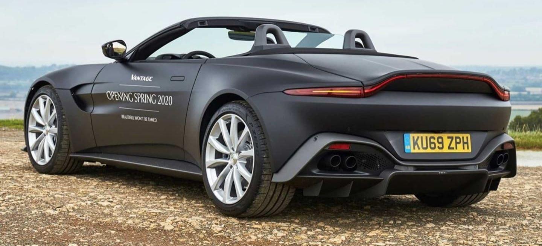 Aston Martin Vantage Volante 1019 003