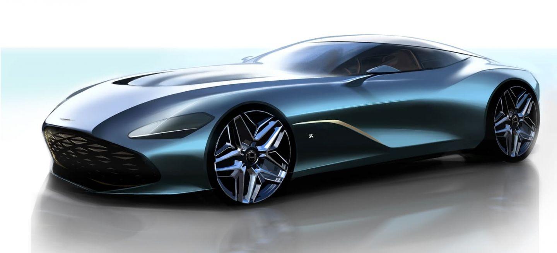 Aston Martin Zagato 0319 008